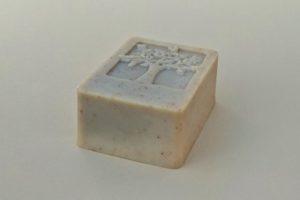 Peelingové mýdlo se skořicí