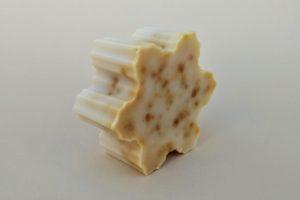 Peelingové mýdlo s citronovou kůrou