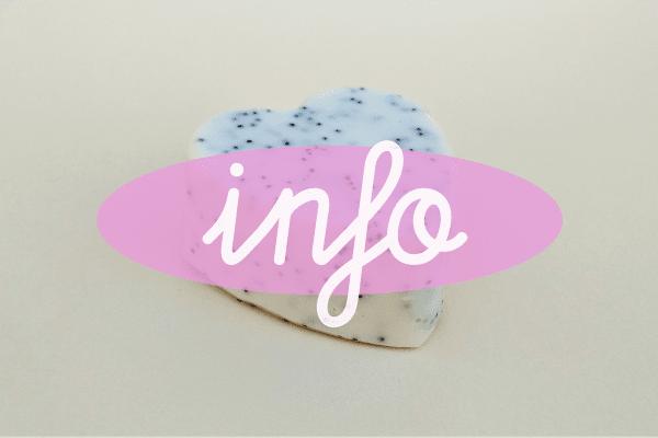 Peelingové mýdlo s mákem a syrovátkou