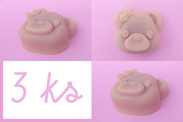 Medvědice – 3 ks