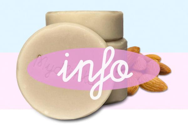 Dětské mýdlo s kozím mlékem