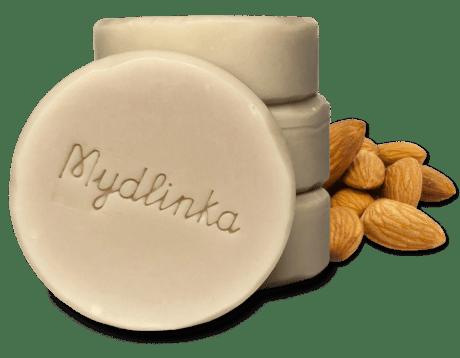 Krájené dětské mýdlo od Mydlinky