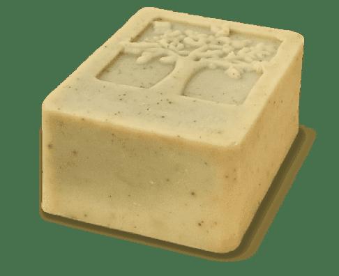 Peelingové skořicové mýdlo od Mydlinky